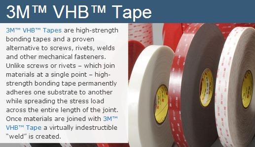 3M™ VHB™ Tape Intro Graphic