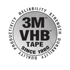 3M™ VHB™ Tapes cut at Gleicher