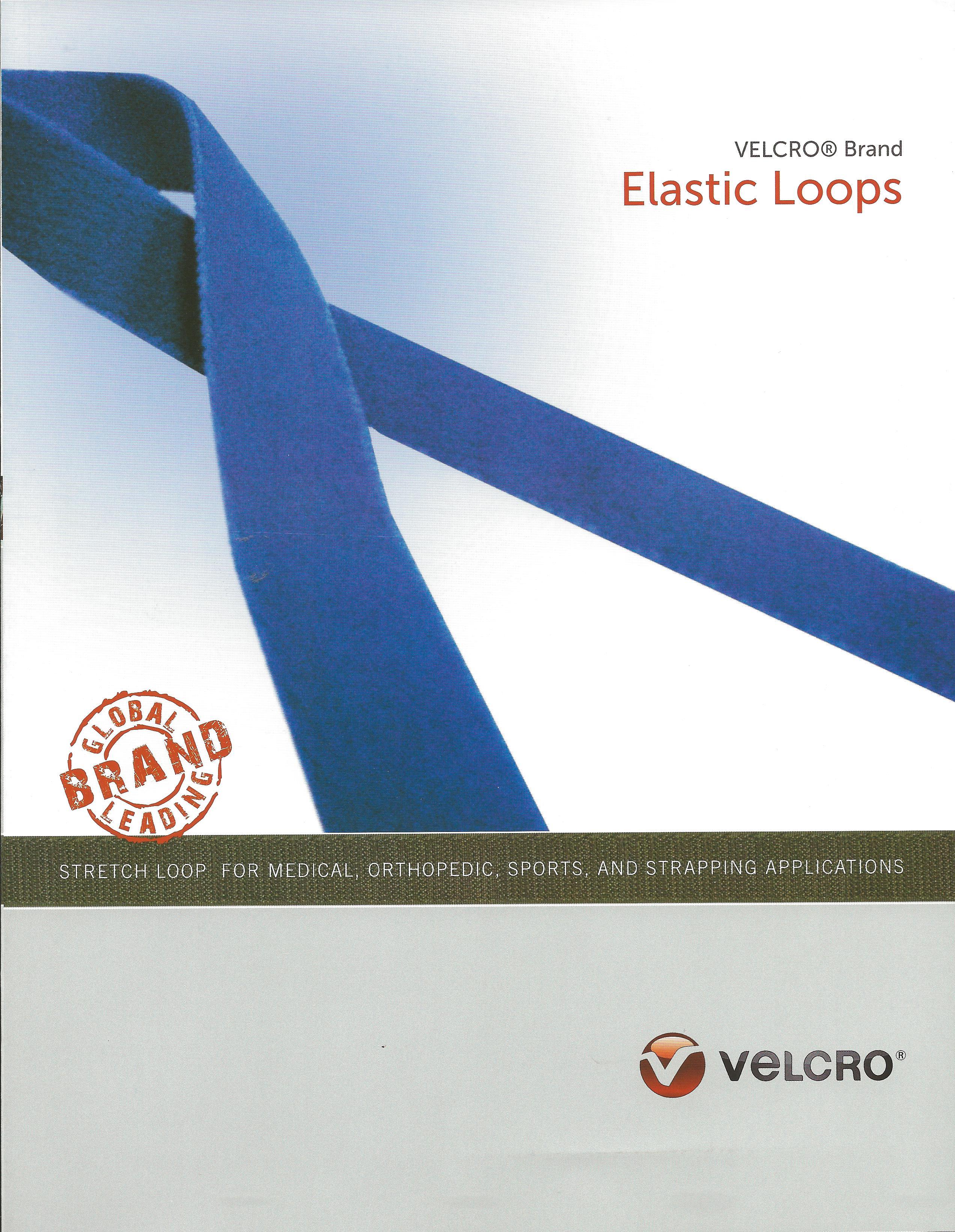 Velcro Brand Elastic Loops