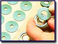 3M tapes, laser cut, die cut, assembly-ready from Gleicher