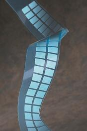 3M thermal tape assembly ready die cut strips