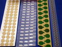 Gleicher cuts tapes with tabs, perforations, smartliners