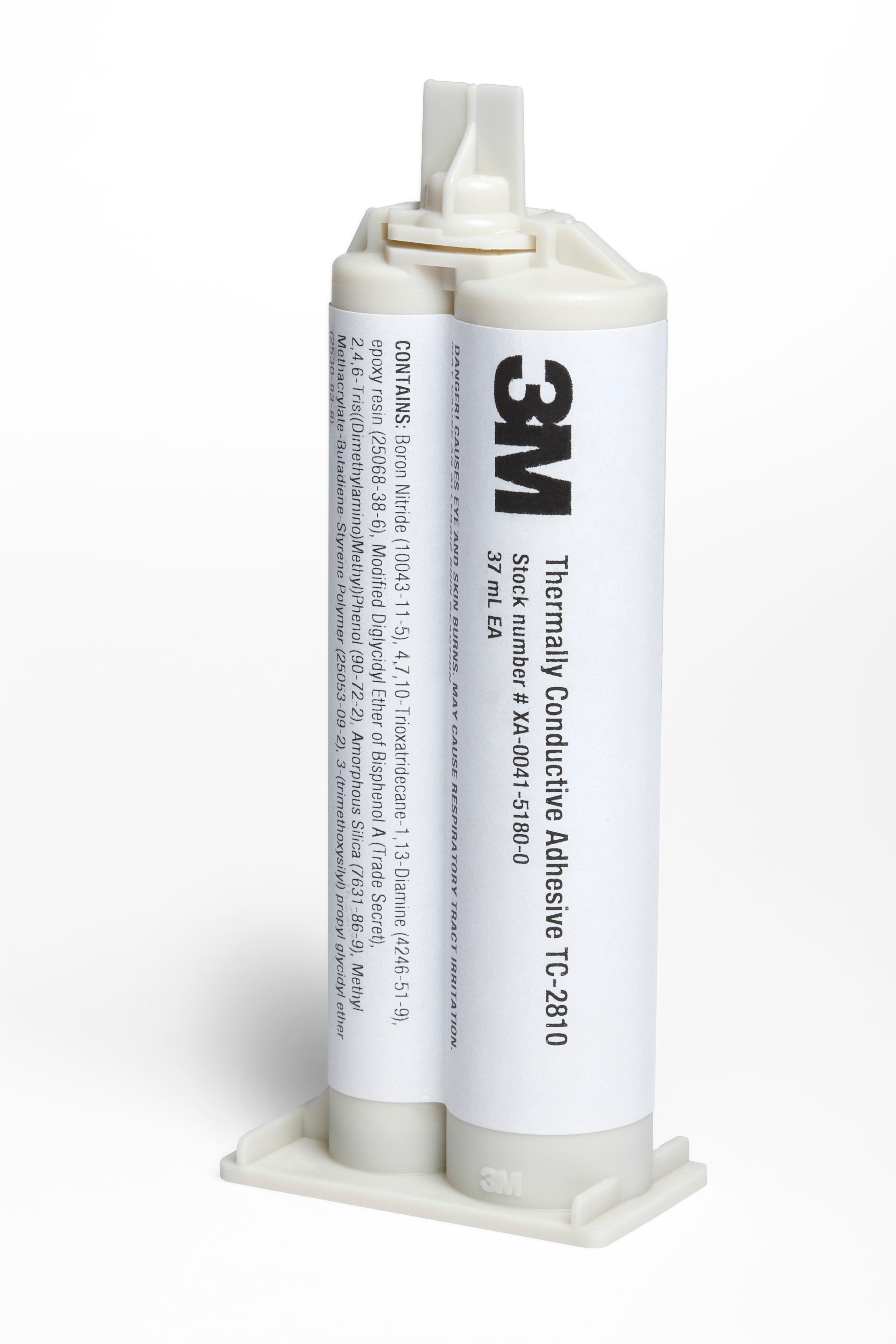 3M Thermally Conductive Epoxy Adhesive TC2810
