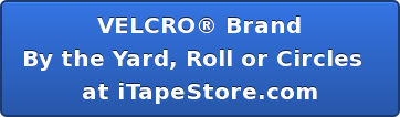 VELCRO Brand  By the Yard, Roll or Circles     at iTapeStore.com
